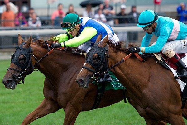 RAINHA DA BATERIA Wins $300,000 Canadian S.-G2 at Woodbine