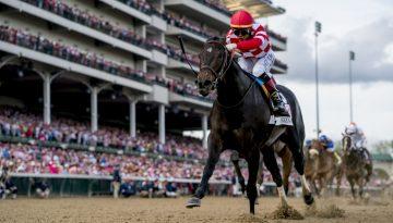 Horse Racing 2019: Kentucky Oaks Day MAY 2019