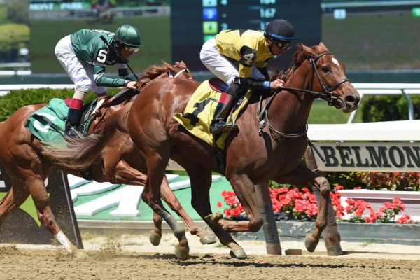 2YO BEST PERFORMANCE Wins Belmont Maiden Special Debut