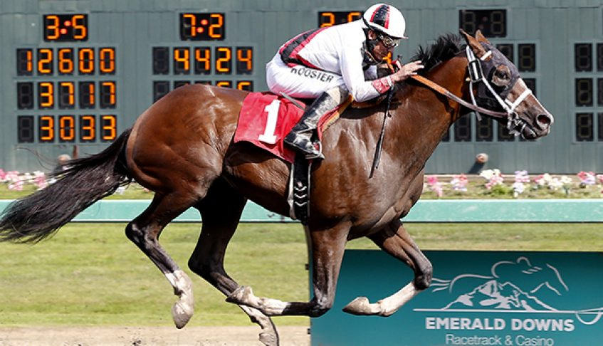 2YO MY HEART AWAKENS Now Undefeated in Two Starts