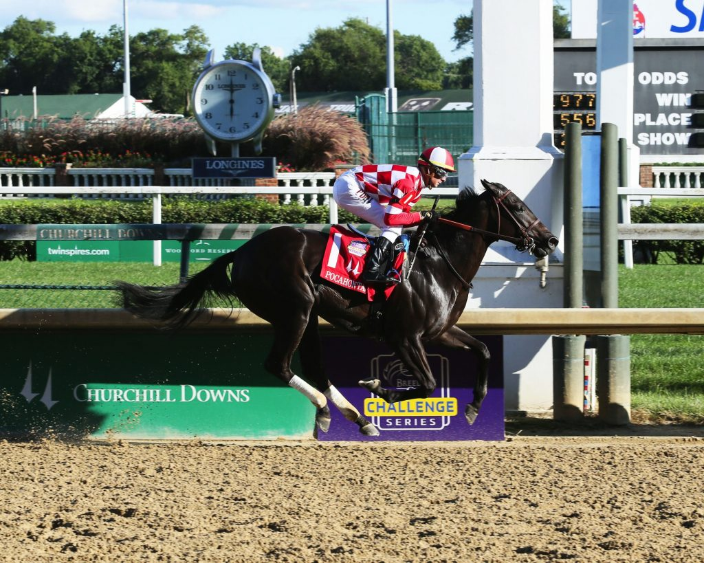 SERENGETI EMPRESS - The POCAHONT G2 - 50th Running - 09-15-18 - R11 - CD - Finish 01