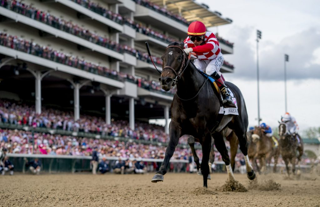 Horse Racing 2019: Kentucky Oaks Day MAY 2019