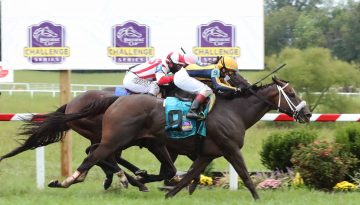 IMPRIMIS - RUNHAPPY Turf Spring G3 - 22nd Running - 09-12-20 - R11 - KD - Finish 01_web